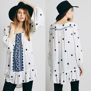 Free people one reminded of Daises tunic